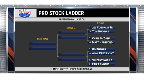 Pro Stock - right side