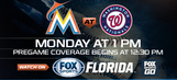 Opening Day: Miami Marlins at Washington Nationals game preview
