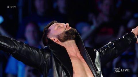 Raw: Finn Balor vs. Bray Wyatt