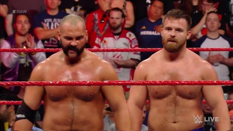 The Revival make their debut