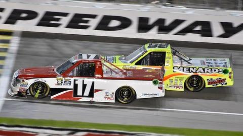 NASCAR Camping World Truck Series - Kansas