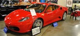 Ferrari formerly owned by President Trump sells for $270K at auction