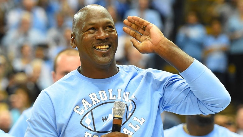 Roy Williams reveals why Michael Jordan missed North Carolina's championship win
