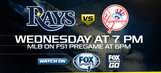 New York Yankees at Tampa Bay Rays game preview