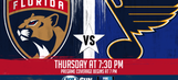 St. Louis Blues at Florida Panthers game preview