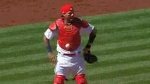 Cardinals: Yadier Molina (4th round, 113th pick, 2000)