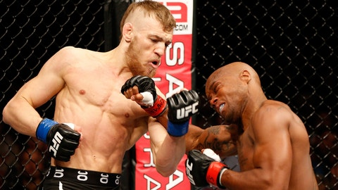 First-round TKO against Marcus Brimage in his debut