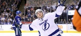 Lightning keep playoff hopes alive with 4-1 victory over Maple Leafs