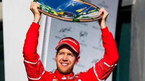 Sebastian Vettel - HOT