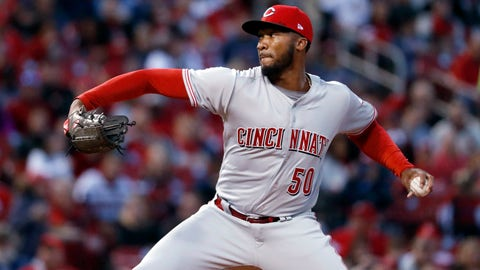 Starting Pitcher - Amir Garrett
