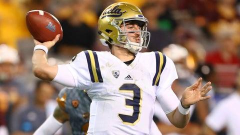Josh Rosen, QB, UCLA, Junior