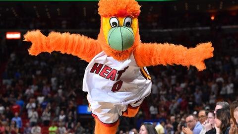 Miami Heat: Burnie