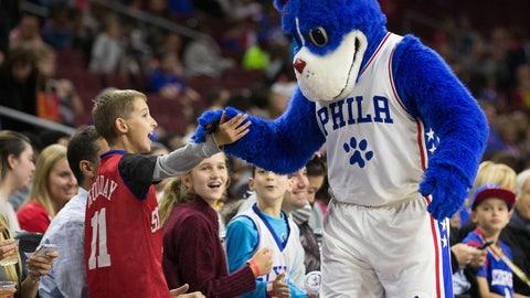 Philadelphia 76ers: Franklin