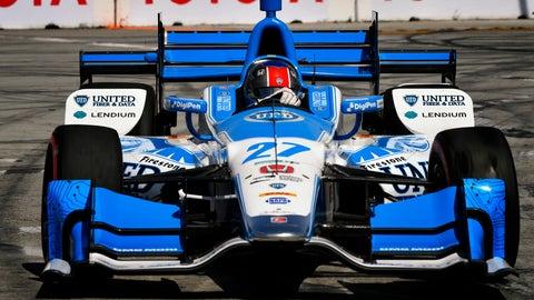 10. Marco Andretti