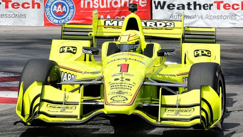 21. Simon Pagenaud