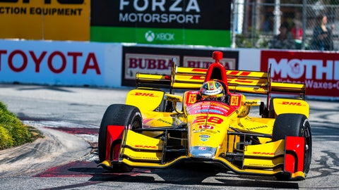 3. Ryan Hunter-Reay