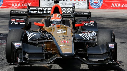 4. James Hinchcliffe