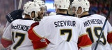 Panthers cap season with shutout victory over Capitals