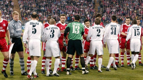 If there was a 'European Clasico' it would be Bayern vs Real