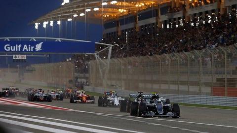 Formula One - Bahrain