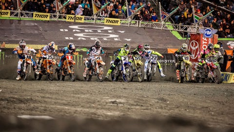 Monster Energy Supercross - Salt Lake City