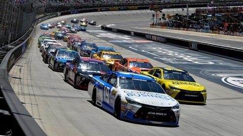 Monster Energy NASCAR Cup Series - Bristol