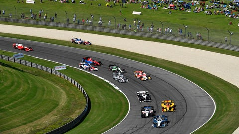 IndyCar Series - Barber