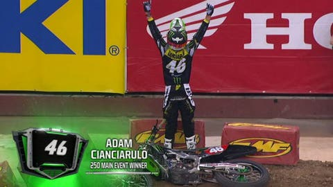 9. Adam Cianciarulo - 250SX Eastern Regional Supercross at Daytona