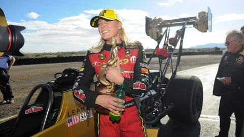 7. Leah Pritchett - NHRA's Circle K Winternationals