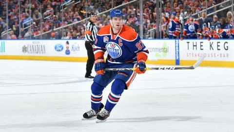 Edmonton Oilers vs. San Jose Sharks