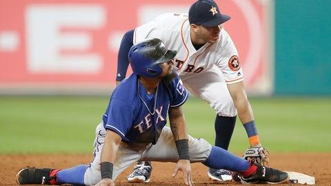 Astros-Rangers