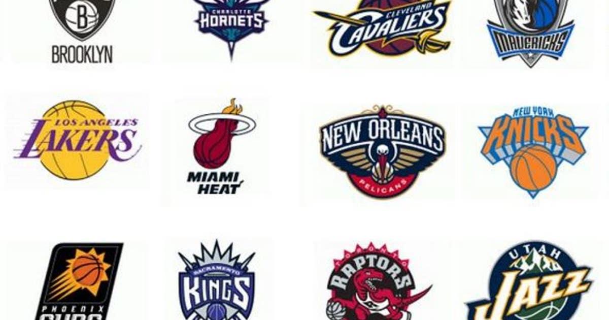 The 30 Nba Team Logos Ranked Fox Sports