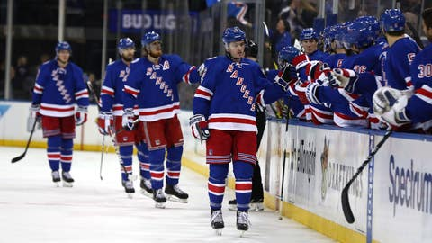 Montreal Canadiens vs. New York Rangers