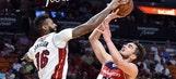 Heat reach .500 to cap remarkable turnaround, miss playoffs despite beating Wizards