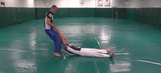 Gracie Brothers explain how to use jiu-jitsu to prevent getting dragged off a plane