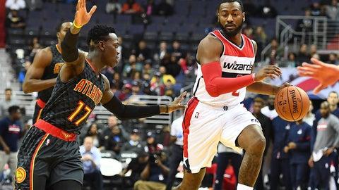Washington Wizards (4) vs. Atlanta Hawks (5)