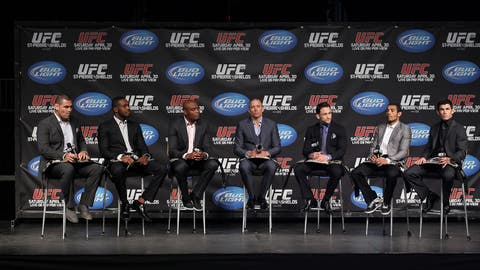 The UFC champions landscape looked very different