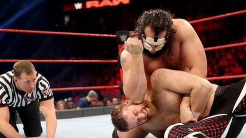 LOSER: Either Sami Zayn or Rusev (SmackDown)
