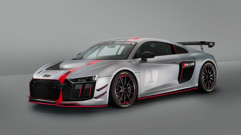 The R8 LMS GT4