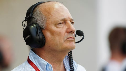 Zak Brown vs. Ron Dennis