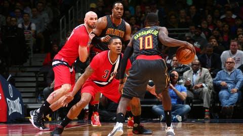 Washington Wizards vs. Atlanta Hawks