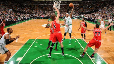 Boston Celtics vs. Chicago Bulls