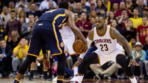 Cleveland Cavaliers vs. Indiana Pacers