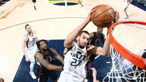 Los Angeles Clippers vs. Utah Jazz
