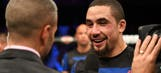 Fighters react to Robert Whittaker's knockout win against 'Jacare' Souza