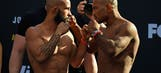 Follow all the action from the UFC Fight Night: Johnson vs. Reis main card