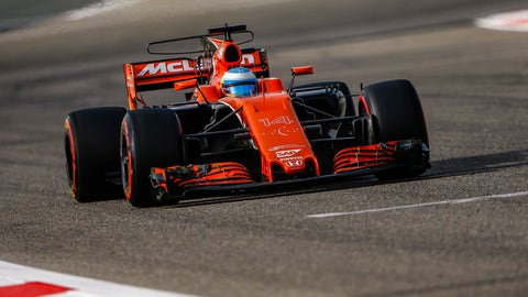 With former Formula One champion Fernando Alonso entering this year's Indy 500, do you think there are drivers in other series who could jump over to NASCAR for one-off races?