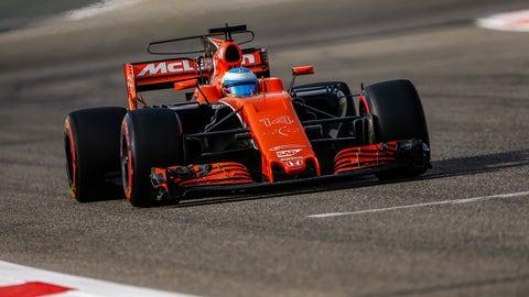 Fernando Alonso - McLaren