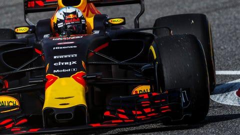 Daniel Ricciardo - Red Bull