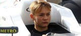 17-year-old driver involved in serious crash at Donington Park